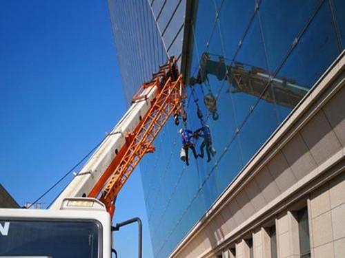 台江高楼幕墙清洗公司地址